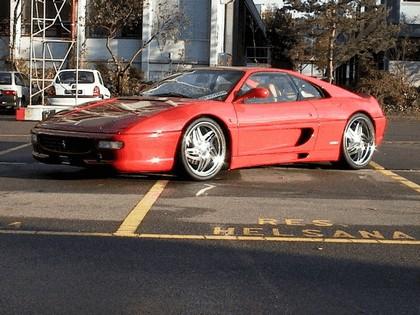 1995 Ferrari F355 berlinetta 10