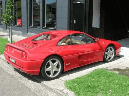 1995 Ferrari F355 berlinetta 21