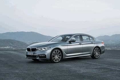 2016 BMW 540i M Sport 1