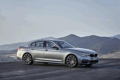 2016 BMW 540i M Sport 2