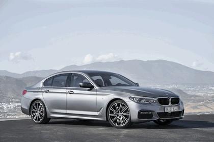 2016 BMW 540i M Sport 3