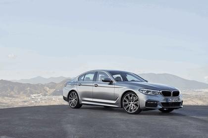 2016 BMW 540i M Sport 4