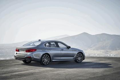 2016 BMW 540i M Sport 5