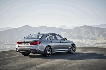 2016 BMW 540i M Sport 6