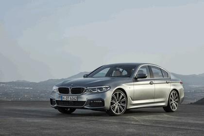 2016 BMW 540i M Sport 7