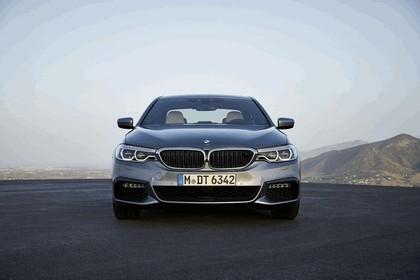2016 BMW 540i M Sport 8