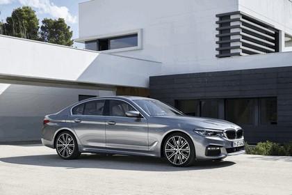 2016 BMW 540i M Sport 11