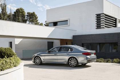 2016 BMW 540i M Sport 12