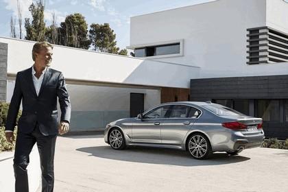 2016 BMW 540i M Sport 13