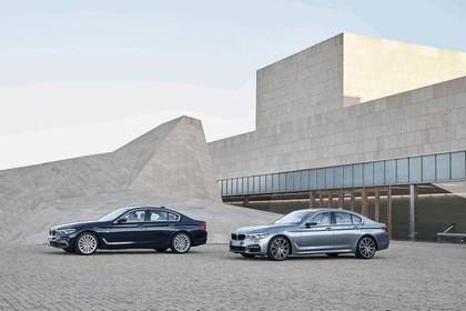 2016 BMW 540i M Sport 16