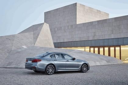 2016 BMW 540i M Sport 17