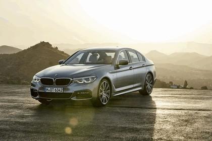 2016 BMW 540i M Sport 20