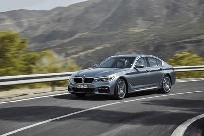 2016 BMW 540i M Sport 22