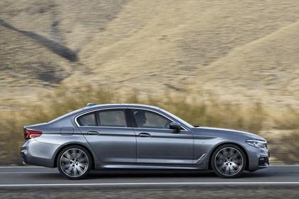 2016 BMW 540i M Sport 26