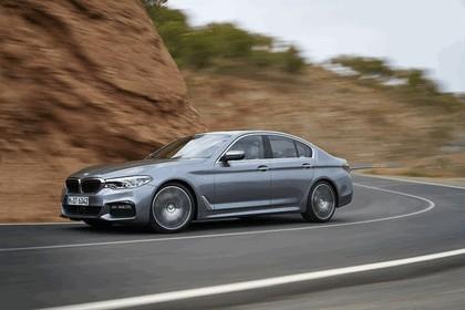 2016 BMW 540i M Sport 27