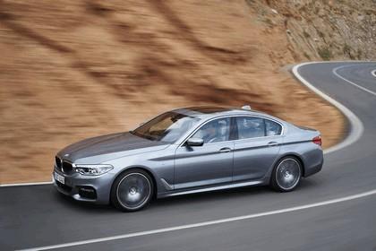 2016 BMW 540i M Sport 29