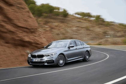 2016 BMW 540i M Sport 30