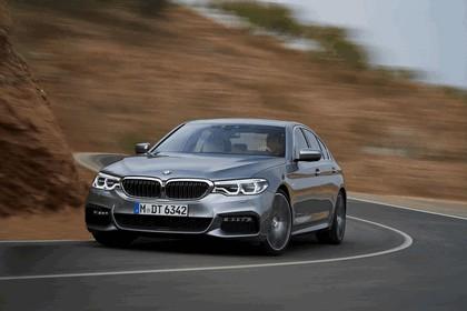 2016 BMW 540i M Sport 31