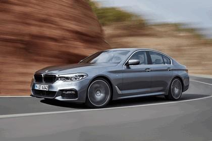 2016 BMW 540i M Sport 33