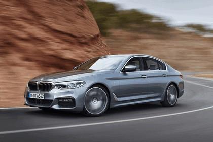 2016 BMW 540i M Sport 34
