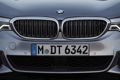 2016 BMW 540i M Sport 39