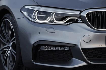 2016 BMW 540i M Sport 40