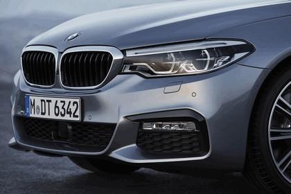 2016 BMW 540i M Sport 41