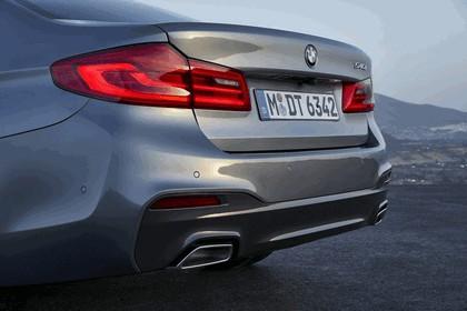 2016 BMW 540i M Sport 44