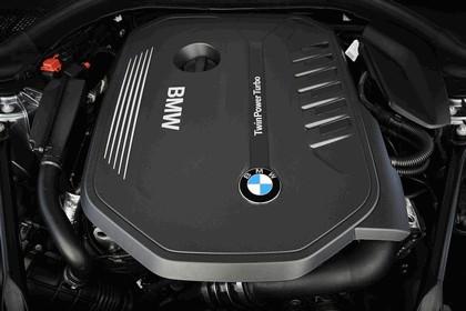 2016 BMW 540i M Sport 45