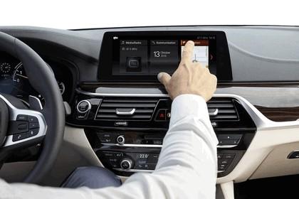 2016 BMW 540i M Sport 48