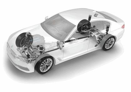2016 BMW 540i M Sport 89