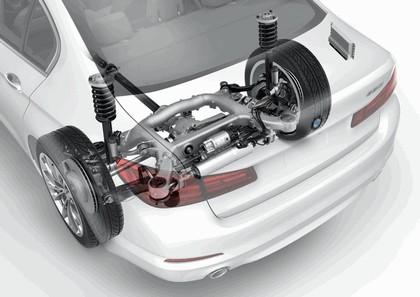 2016 BMW 540i M Sport 91
