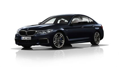 2016 BMW M550i xDrive 8