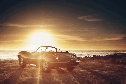 2016 Jaguar XKSS ( m.y. 1957 ) 8