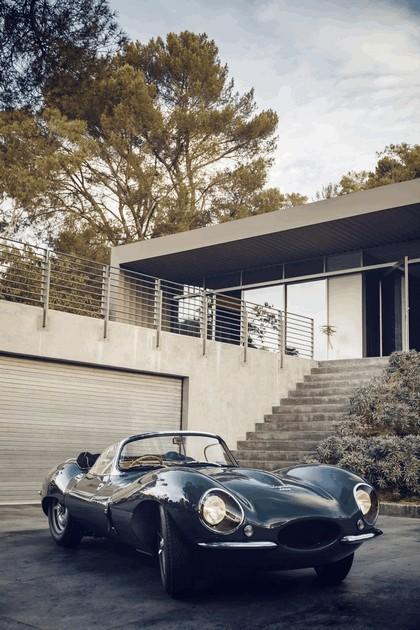 2016 Jaguar XKSS ( m.y. 1957 ) 10