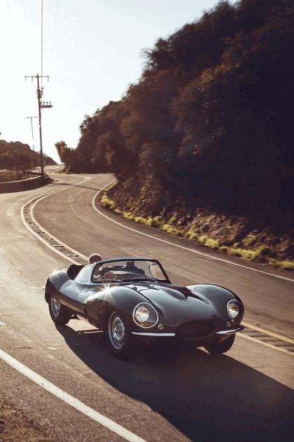 2016 Jaguar XKSS ( m.y. 1957 ) 11