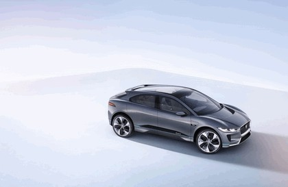 2016 Jaguar i-Pace concept 8