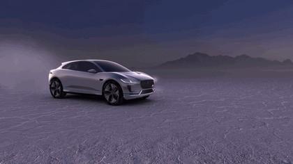 2016 Jaguar i-Pace concept 9