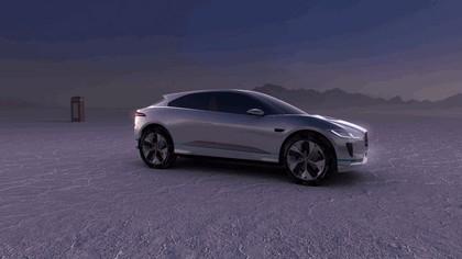 2016 Jaguar i-Pace concept 10