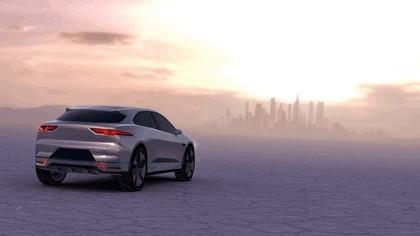2016 Jaguar i-Pace concept 12