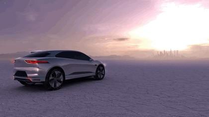 2016 Jaguar i-Pace concept 13