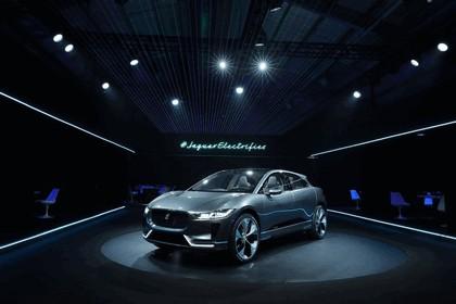 2016 Jaguar i-Pace concept 14