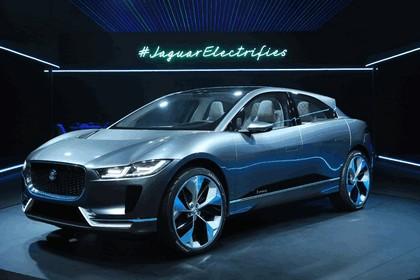 2016 Jaguar i-Pace concept 15
