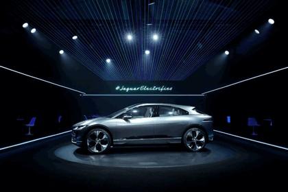 2016 Jaguar i-Pace concept 16