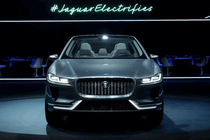 2016 Jaguar i-Pace concept 18