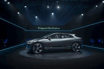 2016 Jaguar i-Pace concept 20