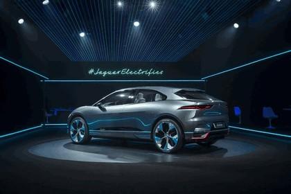 2016 Jaguar i-Pace concept 21