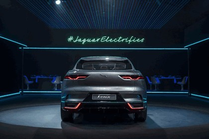 2016 Jaguar i-Pace concept 23