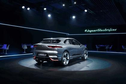 2016 Jaguar i-Pace concept 28