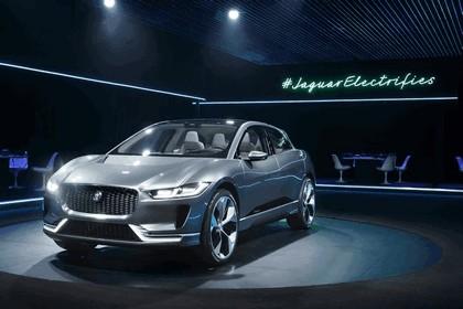 2016 Jaguar i-Pace concept 29